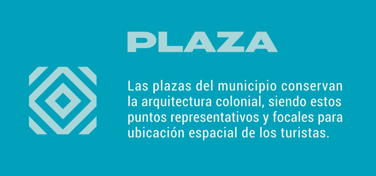 plaza pictograma
